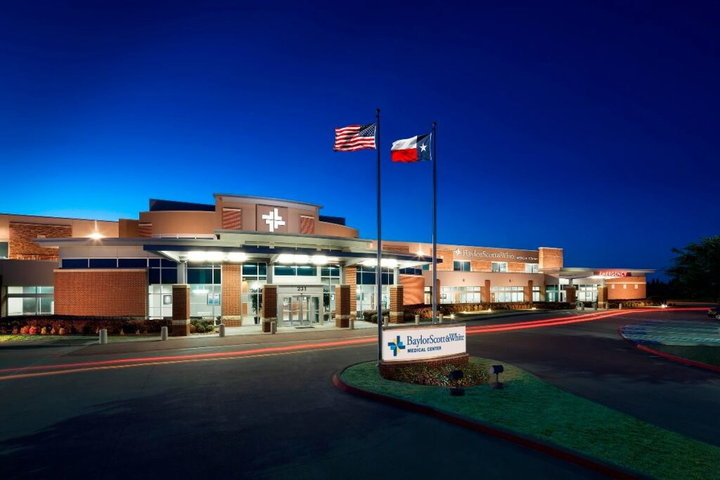 Baylor Scott & White Medical Center - Sunnyvale the latest location to partner with the radiology group