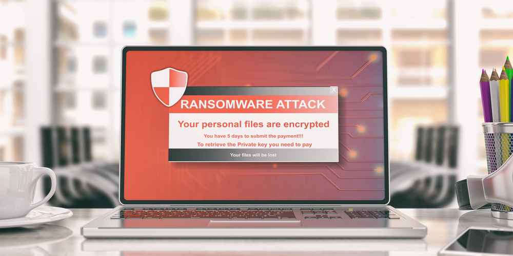Healthcare institutions across the country are being warned by FBI Ransomware|Arun Douglas